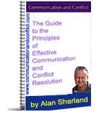 Guide to Principles of Effective Communication and Conflict Resolution
